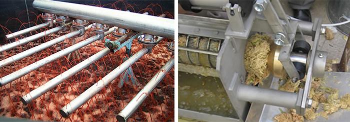 embranchements de grilles de profil, collecteurs de grille, assemblages latéraux, assemblage de connexion et assemblage moyeu